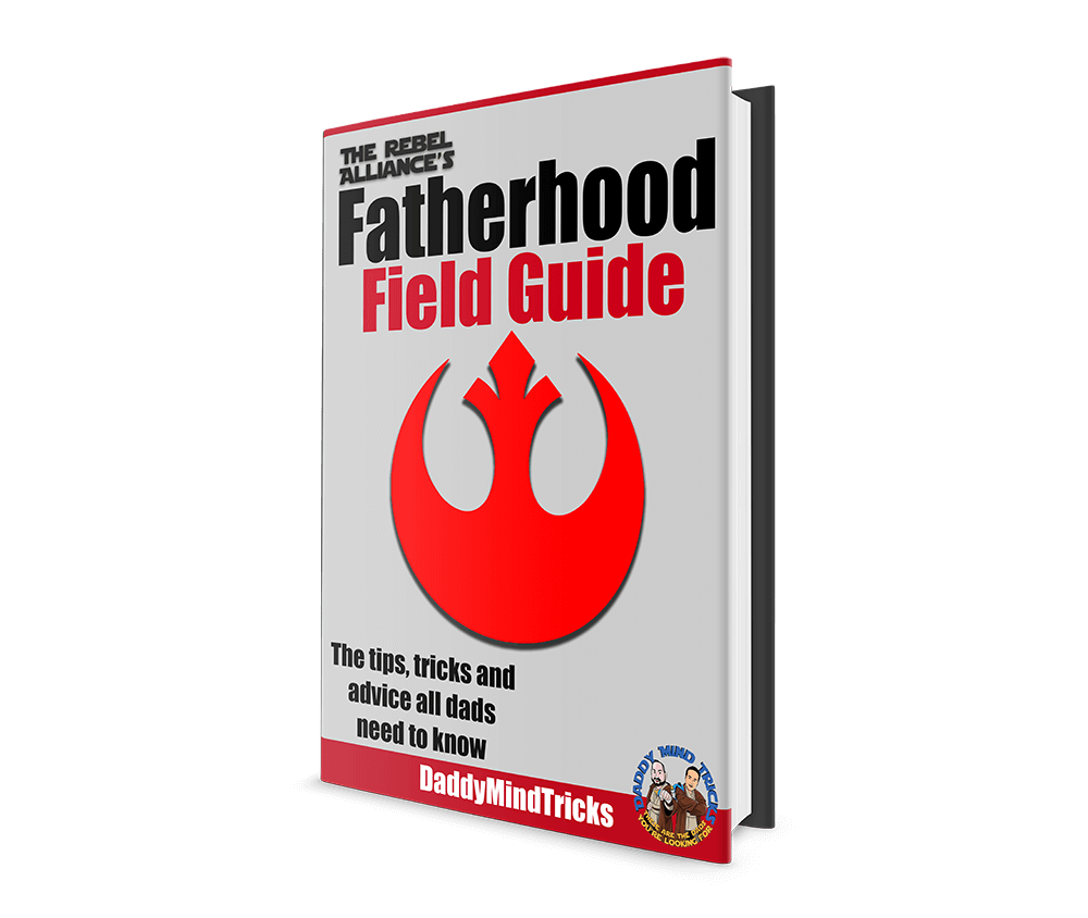 Fatherhood Field Guide New Dad Order DaddyMindTricks