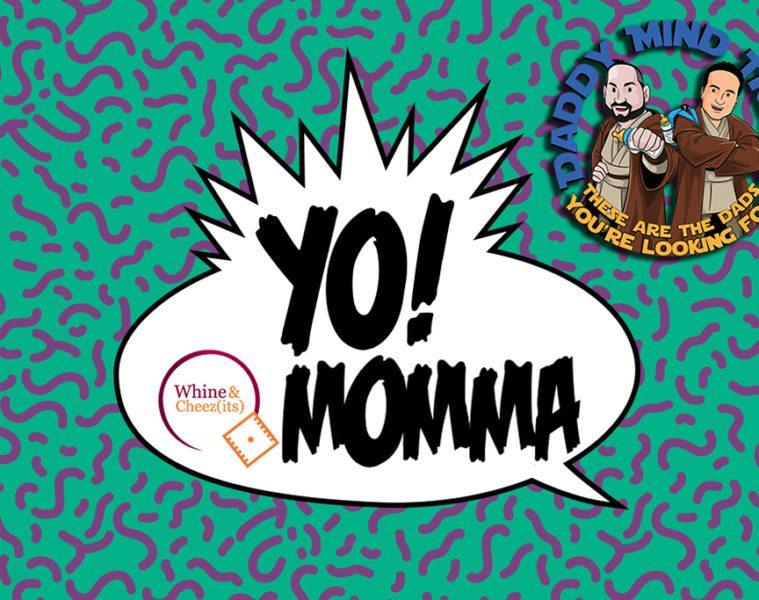 Yo Momma Logo Universal