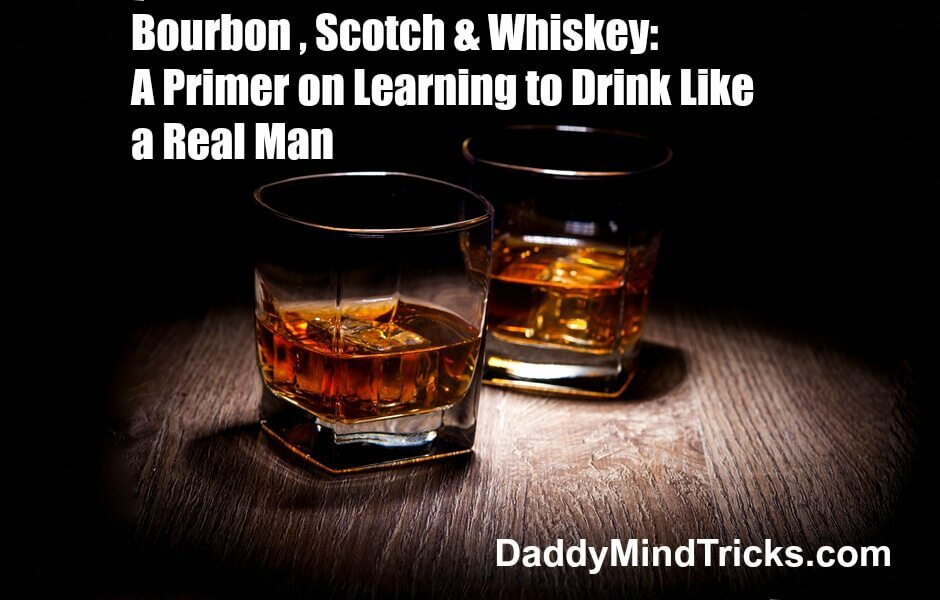 Whiskey-glasses
