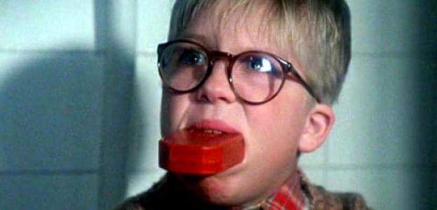 Potty Mouth from A Christmas Story