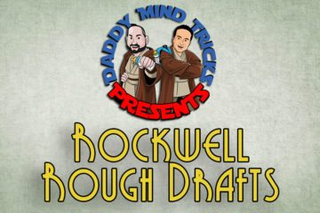 Rockwell Rough Drafts Logo