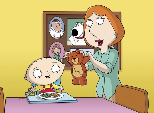 Mothers Days Gifts for New Moms - lois griffin