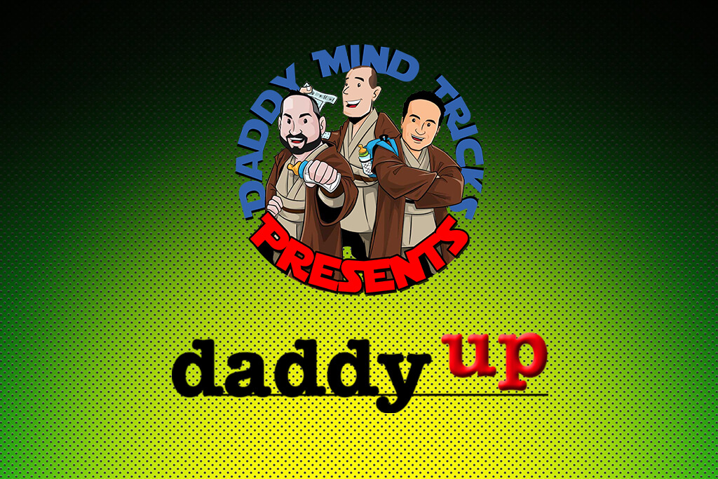 daddy up Logo