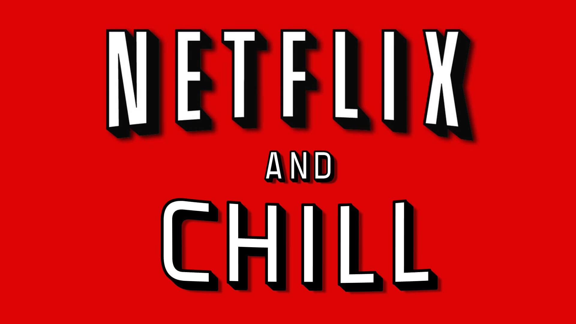 Netflix and chill finding more time