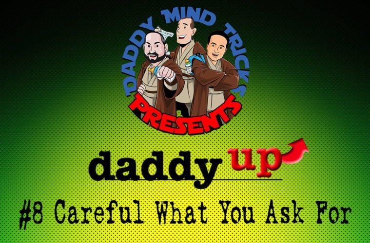 daddy up Logo