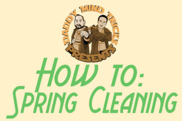 how to spring cleaning
