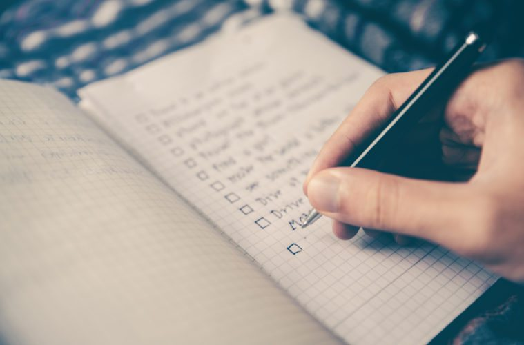 How to reset goals after a setback