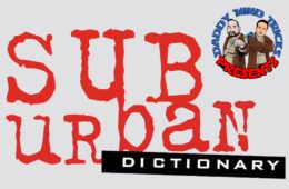 Suburban Dictionary Logo