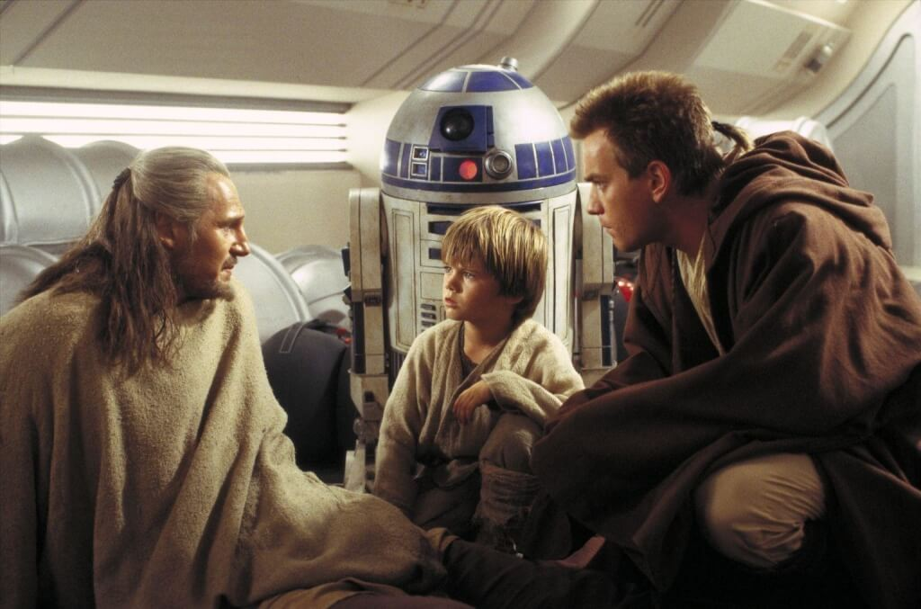 Do you think Ewan McGregor and Liam Neeson knew this movie sucked so hard while they were filming?