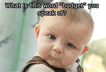 What is a baby budget