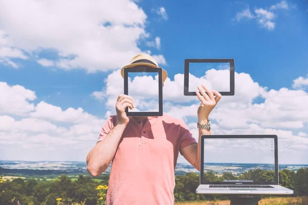 Digital Detox Inside Photo – Unplug from technology