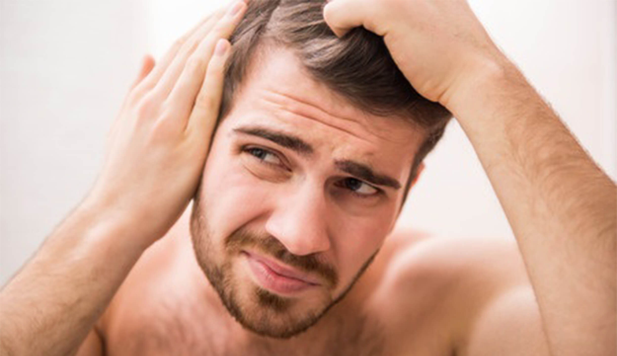 grooming guide for guys hair balding thinning