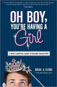 DadsLikeUs Brian Klems Book Cover